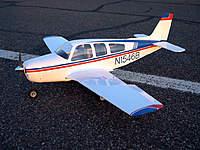 Name: Bonanza-3278.jpg Views: 350 Size: 138.2 KB Description: Bonanza with straight tail.