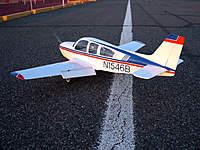 Name: Bonanza-3279.jpg Views: 322 Size: 139.1 KB Description: Bonanza with straight tail.