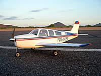 Name: Bonanza-3280.jpg Views: 338 Size: 112.4 KB Description: Bonanza with straight tail.