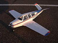 Name: Bonanza-3290.jpg Views: 322 Size: 136.4 KB Description: Bonanza with V-tail.