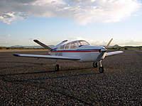 Name: Bonanza-3292.jpg Views: 325 Size: 110.1 KB Description: Bonanza with V-tail.