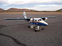 Name: TwinOtter-3505.jpg Views: 528 Size: 198.9 KB Description: Hangar 9 Electric 25e Twin Otter