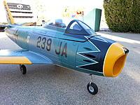 Name: F-86 Front view.jpg Views: 34 Size: 946.7 KB Description: