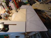 Name: DSC00766.jpg Views: 300 Size: 33.4 KB Description: Scanned my blown up plan page so I could cut out a pattern for cutting the sheet.