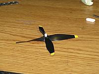 Name: P-51 4 blade with spit prop 026.jpg Views: 69 Size: 183.3 KB Description: insert  clevis barrel
