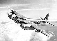 Name: Mosquito_600pix.jpg Views: 120 Size: 55.8 KB Description: The Mosquito B.Mk XVI ML963 of 571 Squadron - this aircraft was lost on an operation to Berlin in April 1945