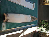 Name: IMG_1453.jpg Views: 159 Size: 234.4 KB Description: finished sheeting the underside, and made the lower access hatch