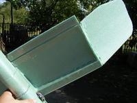 Name: 2008_0909Trainer0003.jpg Views: 1502 Size: 102.4 KB Description: The lower part of this green foam is corrugated.