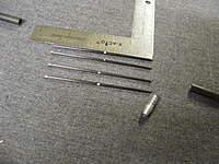 Name: DSCF0245.jpg Views: 186 Size: 137.1 KB Description: Marked prescribed depth of carbon strut end rods.