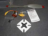 Name: DSCF0166.jpg Views: 166 Size: 116.6 KB Description: Drill pilot holes for motor plate before installing