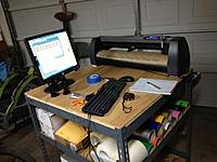 """Name: IMG_1371.jpg Views: 229 Size: 182.9 KB Description: 36""""x36"""" work surface gets small quick."""
