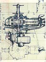 Name: kogutek_motor_drawing.jpg Views: 225 Size: 65.6 KB Description: I was able to find what appears to be a sketch from Mr. Z's notebook.