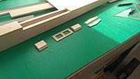 Name: IMAG2806.jpg Views: 42 Size: 948.7 KB Description: Remaining parts for wing and V-tail attachment, and servo tray.