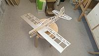 Name: IMAG2963.jpg Views: 18 Size: 994.9 KB Description: Finished woodwork. Weight at this point is 160g.