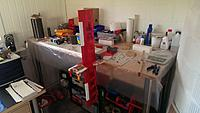 Name: IMAG2988.jpg Views: 21 Size: 995.8 KB Description: After covering the components are aligned and assembled.