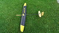 Name: IMAG1852.jpg Views: 1 Size: 2.57 MB Description: Anzu F3K hand launch glider.