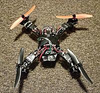 Name: Quad_250-1.JPG Views: 11 Size: 194.7 KB Description: A wiring mess but it works