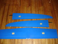Name: wing under.jpg Views: 424 Size: 70.8 KB Description: Underside is solid blue.  I'll have to add a pattern to that, I think.