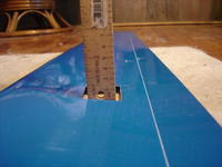 Name: servowell.jpg Views: 442 Size: 50.3 KB Description: Shallow aileron servo well- very, very thin wings!