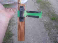 Name: image0003.jpg Views: 241 Size: 33.5 KB Description: Steering oar extention to rudder