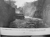 Name: image0001.jpg Views: 272 Size: 49.7 KB Description: I am guessing the Sifton was relocating downstream once the Lake Bennett trade was syphoned off by the railroad to Whitehorse. According to the book, the Clifford Sifton was built 1898 in Bennett by a syndicate of Kansas women.