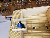 Name: BC Rudder Box with Servo.jpg