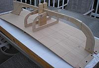 Name: Weymouth Frames.jpg Views: 247 Size: 206.0 KB Description: Frames in progress, allowing for hull plank thickness.