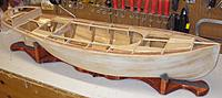 Name: Boat C Deck Supports.jpg Views: 241 Size: 141.9 KB Description: As hard as I tried, the hole in the top of the boat got bigger today (cut out the frames where the house will sit).