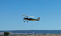 Name: marc_gypsy_moth_02.jpg Views: 51 Size: 112.7 KB Description: Marc's Tiger Moth flying the other way. Very fun, docile flyer.