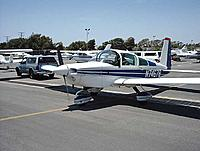 Name: darentaxi2.jpg Views: 51 Size: 49.0 KB Description: Taxiing out for my solo cross country.