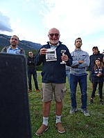 Name: Francois and his prize.jpg Views: 3 Size: 813.3 KB Description:
