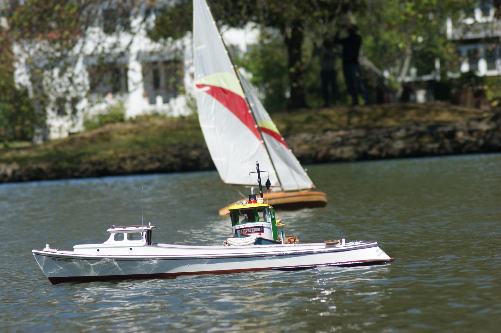Chesapeake Bay Deadrise Boat - RC Groups