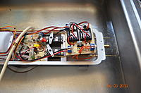 Name: DSC_1884.jpg Views: 83 Size: 178.0 KB Description: Motor is running to check the shaft seal.