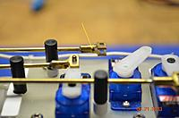 Name: DSC_0330 copy.jpg Views: 88 Size: 93.2 KB Description: I had to file one side of each yoke so that it did not bind on the servo arm when the arm would move to the forward position.
