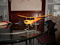 Name: Champ COG 2.jpg Views: 57 Size: 209.0 KB Description: I used fuel line tubing on the ends to protect the underside of the wing.
