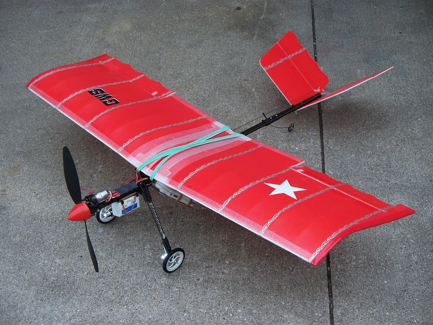 Name: 100_2698.jpg Views: 118 Size: 308.9 KB Description: The first of them. In-runner motor with reduction unit. V-tail with ailerons and carried a HD Video Camera! Floats later added!