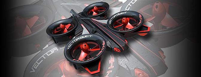 Check Out The Elite Helix Quad Copter