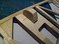 Name: 100_1248[1].jpg Views: 150 Size: 64.4 KB Description: Mast block is glued in place. Drill from the back side.