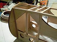 Name: 100_1258[1].jpg Views: 175 Size: 66.8 KB Description: Glued but the rings are not sanded yet. Once I sand the rings smooth....I will mount it to the nose.