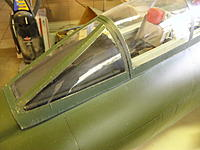 Name: P5210070.jpg Views: 134 Size: 290.1 KB Description: windscreen defrost tube and gunsight added