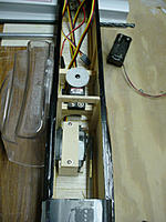 Name: Fuselage servos.jpg Views: 81 Size: 116.9 KB Description: Inside the fuselage. Lots of room for receiver and wiring.