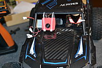 Name: FPV-1.JPG Views: 6 Size: 1.26 MB Description: The camera is in the cube and the cube is just zip tied to the frame.