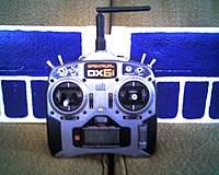 Name: radian dx6i.jpg Views: 284 Size: 102.8 KB Description: New DX6i radio and AR6200 receiver.