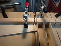 """Name: DSC03645.jpg Views: 255 Size: 180.6 KB Description: 15-1/2"""" fixture clamped in first position."""