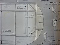 Name: DSC03957.jpg Views: 124 Size: 158.0 KB Description: Orientation of W-12 wing gussets on plan. Die cutter had a different idea.