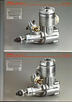 Name: Rossi 2.jpg Views: 32 Size: 142.6 KB Description: These are now Rossi 61 and 65. The specs do not say whether they are SS or LS but the latter is more probable. Note the different cylinder top before the heads.