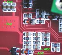 Name: iMax B8 Voltage Input Divider_sm.jpg Views: 1573 Size: 81.2 KB Description: The 1002 resistor on the left side seems to be wrong assembled (should be 1003=100KOhm)