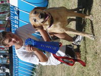 """Name: All the junk 030.jpg Views: 223 Size: 148.1 KB Description: me and zoey, she jumped 18'1"""""""