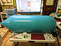 Name: IMG_20180729_122658.jpg Views: 23 Size: 317.9 KB Description: Don't you just love the ad that was captured on the TV? How much of a dent is this going to put in my helium tank ha ha.