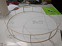 Name: IMG_20180802_165230.jpg Views: 15 Size: 2.68 MB Description: The finished balsa frame for the ring.  Very delicate!